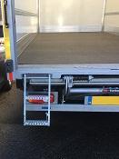2008/16-7.5 Tonne Box Van with Tail Lift eg. Daf FA LF180
