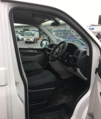 2017-Short Medium Van eg. VW Transporter T28 SWB Van