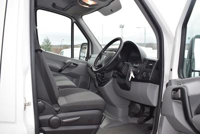 2015/16-Large Van eg. VW Crafter CR35 (3.2m Load Length)