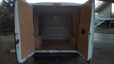 2016-Wide Medium Van eg.Peugeot Boxer L1 H1