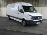 VW CRAFTER CR35LWB (4.3m) High Roof 109PS VAN  (Ref:UEE)