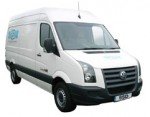 VW Crafter CR35MWB High Roof