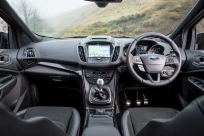 2017-Large eg. Ford Kuga Titanium 2.0 TDCi
