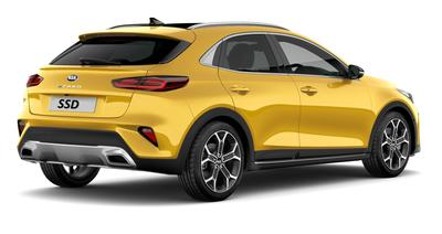 2019-Medum eg. New Kia Xceed GDI-T Auto ISG3  5 door