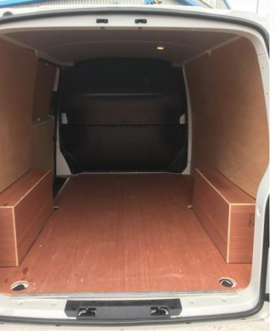 2017-Short Medium Van eg. VW Transporter T28 SWB Van