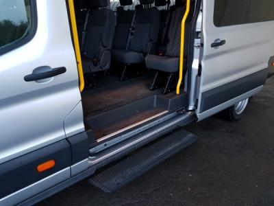 2014/18-17 Seater Minibus eg. Ford Transit LWB