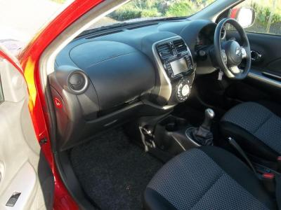 2016-Small Economy eg. Nissan Micra 1.2 N-Tec 5 door
