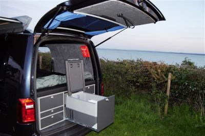 2016/17-VW Caddy Kombi  Campervan