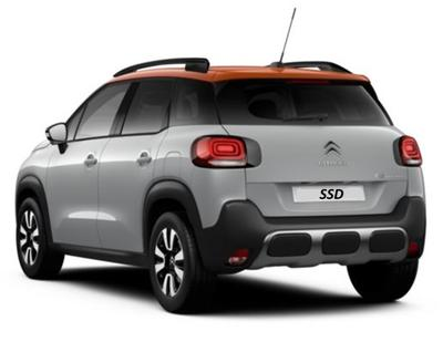2018-Large Economy eg. New Citroen C3 Aircross Puretech Flair 5 door