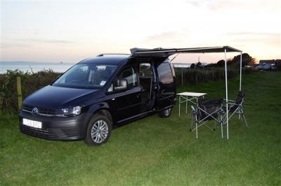 2016/17-VW Caddy Kombi  Campervan