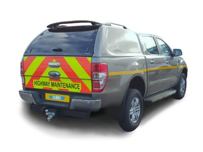 4X4 Double Cab Truck-Ford Ranger