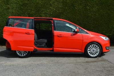 2016/17-Small 7 Seater eg. Ford Grand C-Max TDCi Titanium