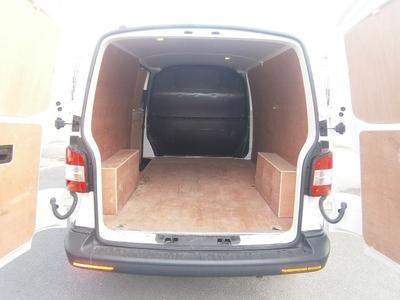 2016/19-Long Medium Van eg. VW Transporter T30 LWB Van