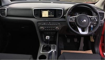 2019-Medum / Large eg. New Kia Sportage CRDi ISG2