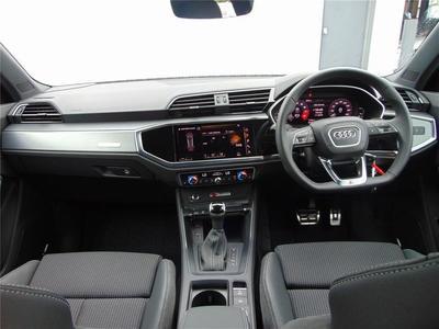 2019-Large Premium SUV eg. Audi Q3 2.0 40TFS Quattro 4WD DSG Auto