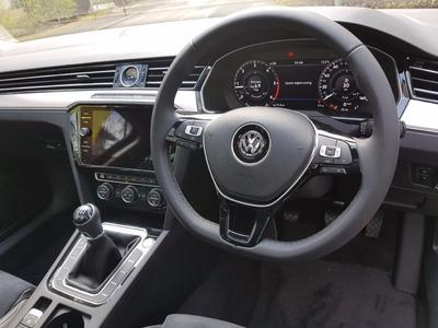 2019-Large Premium eg. VW Passat  GT 2.0TDi BMT Estate