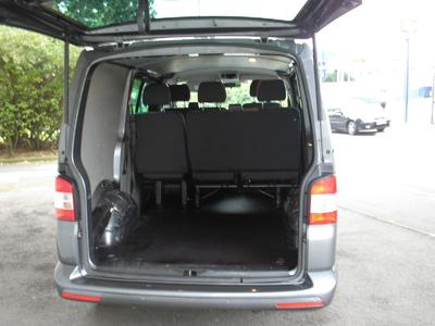 2015/16-5/6 Seater Medium Kombi Van eg. VW eg. VW Transporter