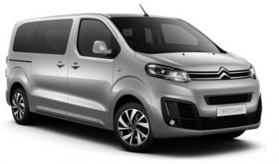 2018-8 Seater eg. Citroen Spacetourer Business M Blue HDi