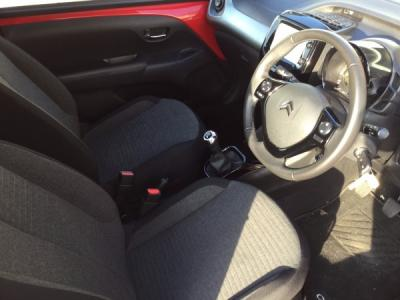 2016/17-Mini eg. Citroen C1 Flair 1.0VTi  5 door