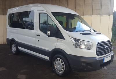 2017-Wheelchair Accessible Vehicle eg. Ford Transit L2 H2 Minibus