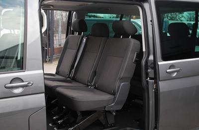 2017/19-9 Seater Minibus eg. VW Transporter Shuttle