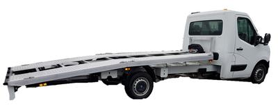 2018-Nissan NV400 DCI SE Car Transporter with Powered Win