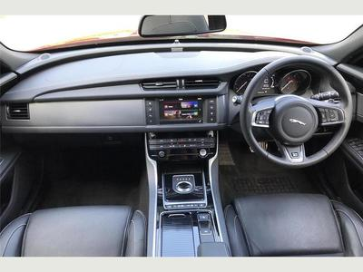 2017-Large Premium Car- Jaguar 2.0D XFR Sport