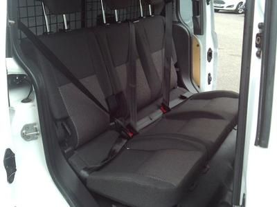 2017/19-Small Crewvan eg. Ford Connect 220 5 Seater