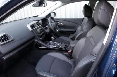2018-Medum / Large eg. Renault Kadjar Dynamique S Nav 1.5Dci