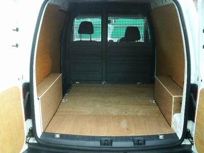 Small Van eg-VW Caddy 1.6TDi  or similar