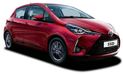 2019-Large Economy eg. Toyota Yaris VVT-I Icon Tech 5 door