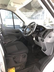 2016/2018-3.5 Tonne Luton eg. Ford Transit 350 (Flat floor & no t/lift)