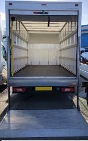 2016/18-3.5 Tonne Luton with Tail Lift eg. Ford Transit 350