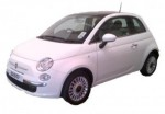 Mini eg. Fiat 500 1.2 Lounge 3 door