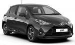 Mini eg. Toyota Yaris 1.5 Hybrid Icon 5 door CVT