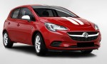 Large Economy eg. Vauxhall Corsa 1.4 Design 5 door