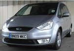 FORD GALAXY ZETEC ESTATE 2.0TDCi 140PS AUTO  (Ref:MKC)