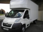 CITROEN RELAY 35 130PS 4MTR LUTON VAN (Ref:PHA)