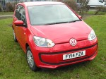 VW UP! MOVE 1.0 5 DOOR (Ref:FZA)