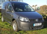 VW CADDY 1.6TDI 102PS AIRCON, ELEK PK (Ref:TPX)