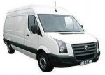 Volkswagen Crafter CR35LWB 109PS High Roof
